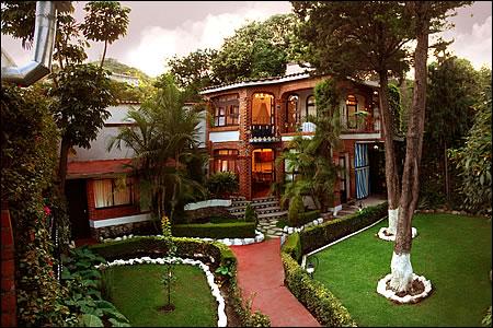 Hotel Posada Los Alcatraces Atlixco Hoteles En Atlixco